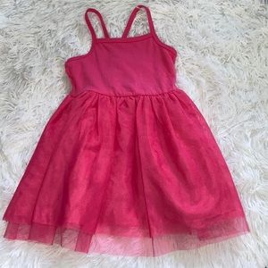 EUC Infant baby girls dress outfit size 12 months